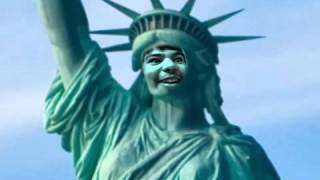 Crazy statue of liberty sees you all., From YouTubeVideos