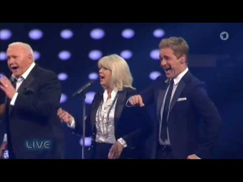 Brotherhood of man ft3 - Save your kisses for me | German TV Schlagerbooom 10/21/2017