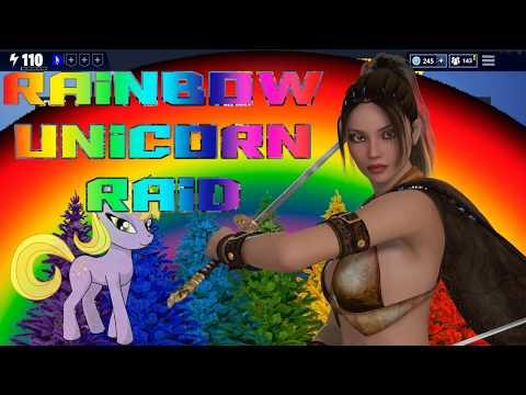 Let's Play (together) #16    Daily Dump   Rainbow Unicorn Raid   Random Games?   Let's play