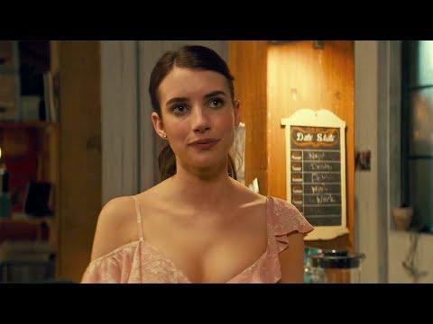 Emma Roberts   Little Italy Date Scene [1080p]