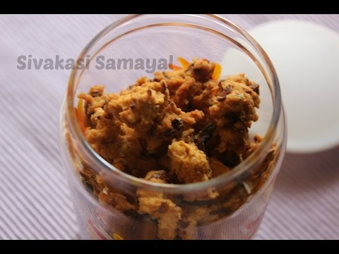 Pakkada(பக்கடா)Sivakasi Samayal / Recipe - 101