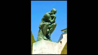 Art Bros: The Thinker (Auguste Rodin)