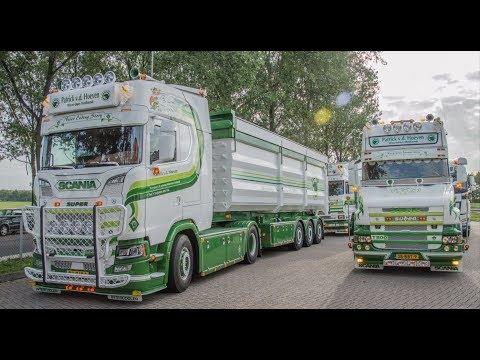 Patrick van der Hoeven|Scania V8 Filmmix|Loud sounds