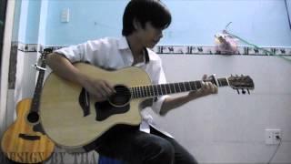 Liên Khúc Xuân - Guitar solo