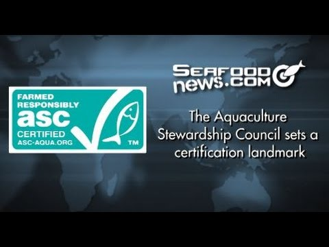 ASC Certifies Over 200 Aquaculture Operations Worldwide, Driven by Retail Committments