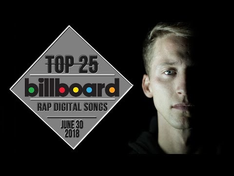 Top 25 • Billboard Rap Songs • June 30, 2018 | Download-Charts
