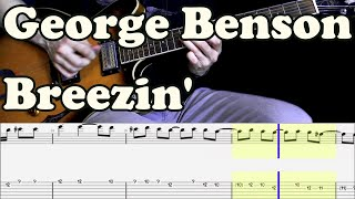 George Benson solo on Breezin
