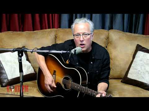 "Radney Foster sings ""Greatest Show On Earth"" live on KOKEFM"