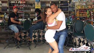 Rodolfo M. & Valeriya Lebedeva, Dominican Bachata (Romeo S. - Eres Mía), Dancing Colmadon RD,10/2016 thumbnail