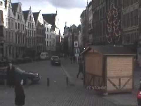 Belgium - Antwerp - Travel - Jim Rogers World Adventure