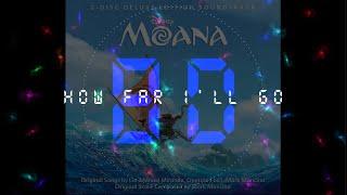 Auli 39 I Cravalho How Far I 39 ll Go From Moana 8D.mp3