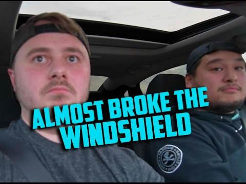 ROAD TRIP | ALMOST SHATTERED WINDSHIELD