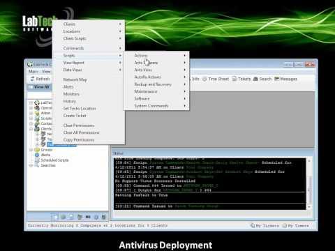Antivirus Deployment
