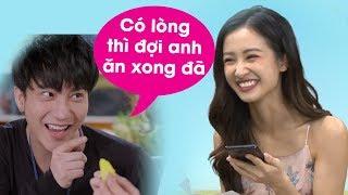 Jun Vũ gọi điện mời Bê Trần đi ăn kem và cái kết