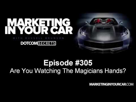 Marketing In Your Car Russell Brunson