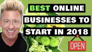 BEST Online Businesses To Start in 2019 (& beyond)