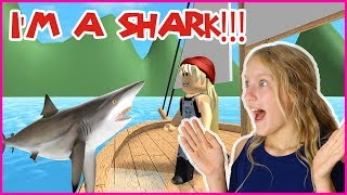 I Turned Into a Shark and ATE EVERYONE! thumbnail