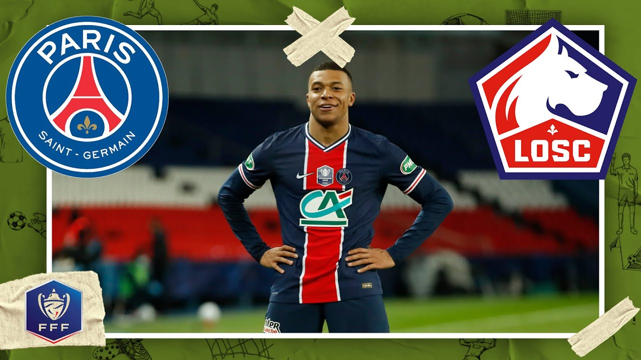 PSG vs Lille | COUPE DE FRANCE HIGHLIGHTS | 3/17/2021 | beIN SPORTS USA