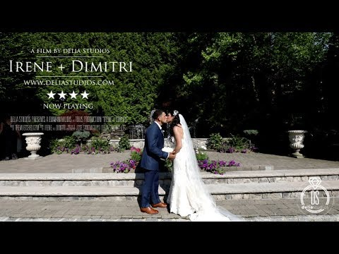 Irene + Dimitri :: Wedding Highlights :: Seasons Catering
