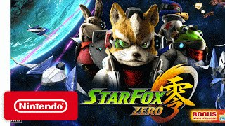 Star Fox Zero - The Battle Begins