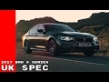 UK Spec 2017 BMW 5 Series With Voice Control