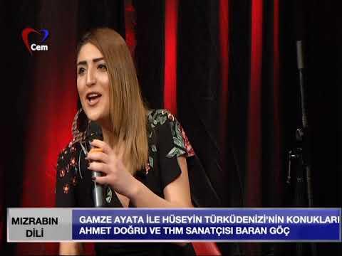 Gamze Ayata ve Hüseyin Türküdenizi ile Mızrabın Dili // 28 Nisan 2019 // Ahmet Doğru ve Baran Göç