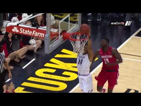Cincinnati Men's Basketball Senior Video Social Hype
