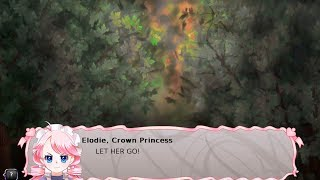 Let's Play Long Live the Queen | Walkthrough 03 (Briony Adventure) [cc]