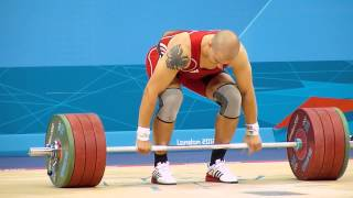 Weightlifting. Men