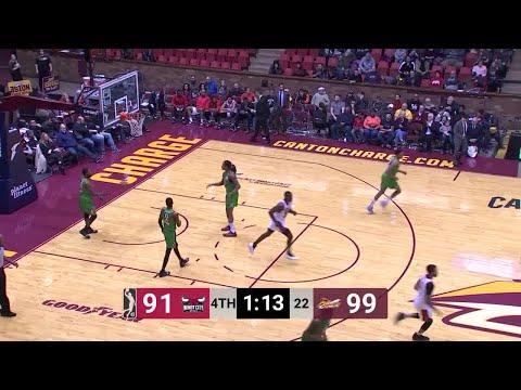 Emanuel Terry (12 points) Highlights vs. Windy City Bulls