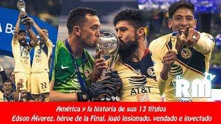 LO QUE NO VISTE DE LA FINAL DEL CLÁSICO JOVEN 2018 ¡AMÉRICA CAMPEÓN!🏆🔥🏆