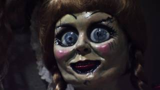 Conjuring Annabelle Doll