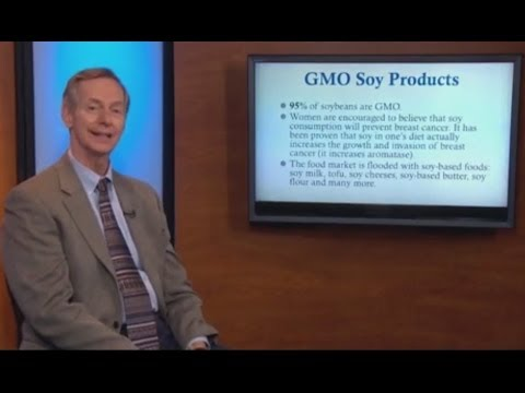 GMO Food — It's Worse Than We Thought - Dr. Russell Blaylock