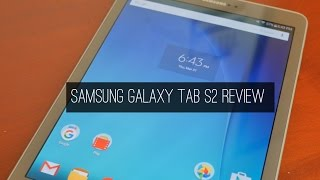 Samsung Galaxy Tab S2 9.7 Review: Underrated?