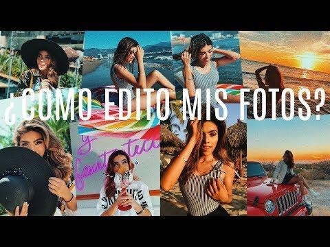 TAG ¿Como edito mis fotos de Instagram?