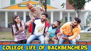 College Life | BackBenchers | BakLol Video