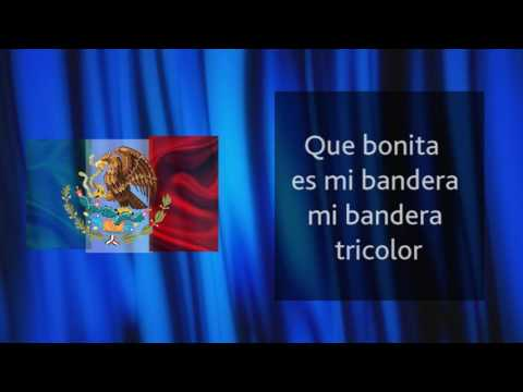 BANDERA MEXICANA himno infantil EBDV unzion Band