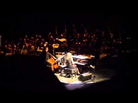 A Case Of You - Diana Krall and SSO (Live in Concert) (Joni Mitchell)