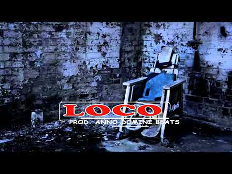 ''Loco'' Underground Latin Mexican Hip Hop Instrumental Beat - (Prod. Anno Domini Beats) BEAT#406