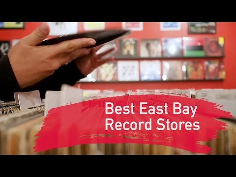 Best East Bay Record Stores