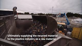 Van Werven - how recycling plastics is done