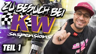 JP Performance - Zu Besuch bei KW Suspensions! | Teil 1
