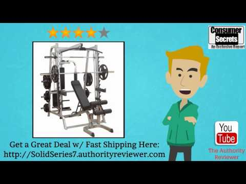 solid smith machine review