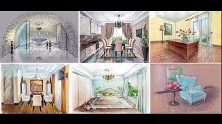 Истории профессионалов и план работ - Мастер-класс о творчестве в дизайне интерьеров - Часть 3