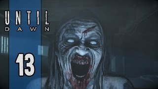 Until Dawn: Part 13 - WHY - Gameplay / Walkthrough