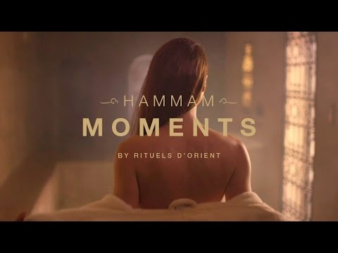 """Hammam Moments"" by Spa Hammam Rituels d'Orient - Barcelona"