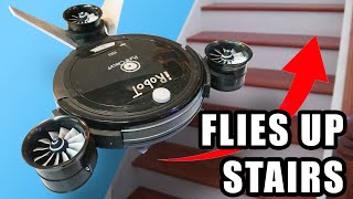 A Roomba that CAN FLY!