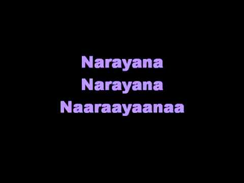 Narayana/For Your Love - Krishna Das