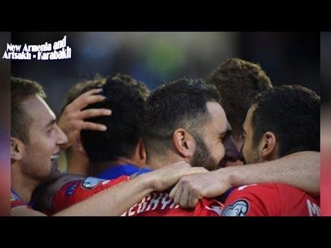 Сборная Армении разгромила команду Лихтенштейна