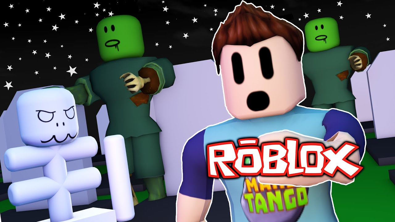 Roblox Escape The Evil Cemetery Obby Zombie Apocalypse Youtube - roblox escape the evil hospital obby let s play with benblox